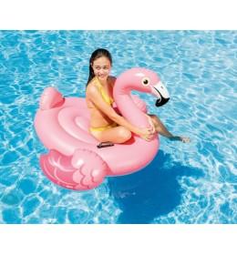 Plutajući Flamingo Ride-On 57558NP