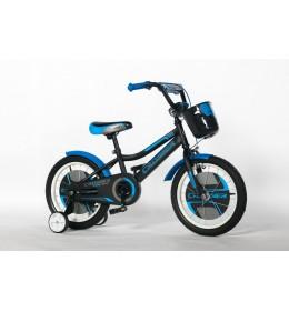 Dečiji bicikl 16'' Crosser Plavi