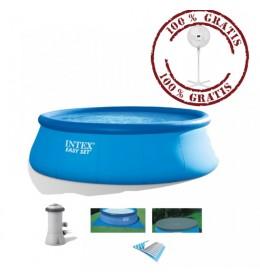 Bazen Intex 457x122cm prsten set+POKLON ventilator