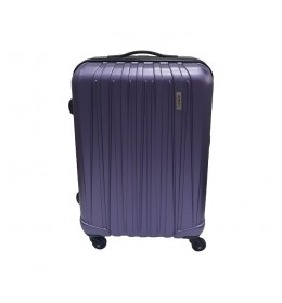 Kofer traveller purple M