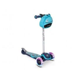 Trotinet Smart Trike T Scooter T3 Blue
