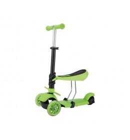 Trotinet BBO 3u1 Scoot Zeleni