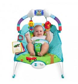 Ležaljka za bebe Caterpillar's