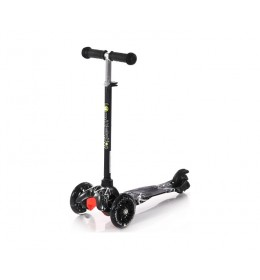 Trotinet Mini Black Flash Lorelli