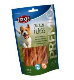 Pileće zastave za pse Premio 100 g