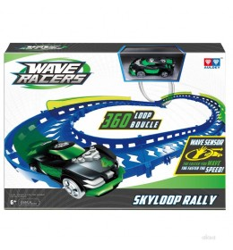 Wave racers trkačka staza Sky Loop