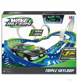 Wave racers trkačka staza Triple Sky Loop