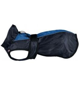 Kišna mantil za psa plavi Intense S