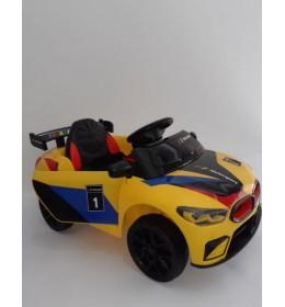 Dečiji auto na akumulator Bmw Moto Sport Žuta