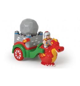 Vitez i zmaj WOW igračka George's Dragon Tale