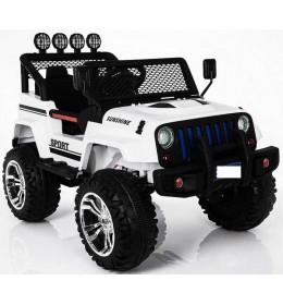 Dečiji automobil na akumulator Jeep Sport Beli