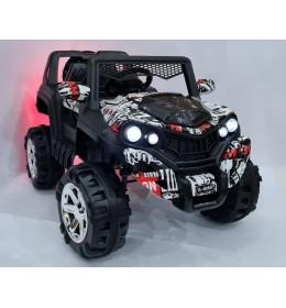 Auto na akumulator Bagi mini 4x4 Crno Beli
