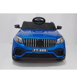 Mercedes 4x4 Plavi