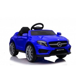 Dečiji automobil na akumulator Mercedes GLA 45 AMG Plavi