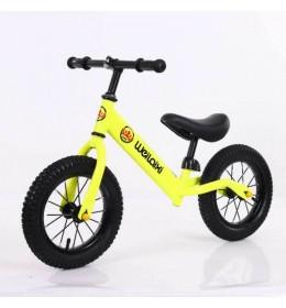 Bicikl bez pedala 760 Žuti