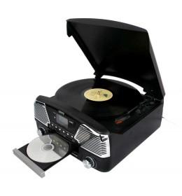 Gramofon sa SD/MMC USB i CD plejerom Camry CR 1134 B