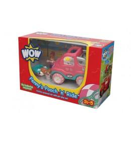 Autić za devojčice  WOWPenny's Pooch 'n' Ride