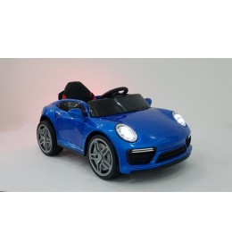 Dečiji auto na akumulator Porsche 911 Plava