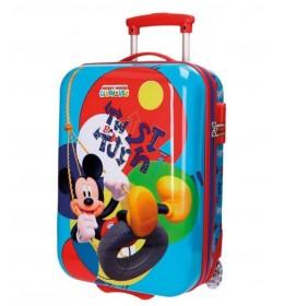 ABS dečiji kofer Mickey Twist 50 cm 28.803.51