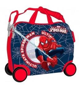 ABS kofer za decu sa 4 točkića Spiderman 40.899.51