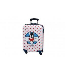ABS Simple Dotty kofer 50 cm 21.720.51