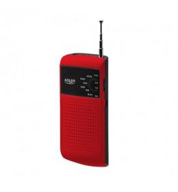 Džepni radio tranzistor Adler AD1159R