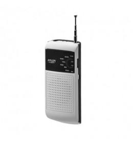 Džepni radio tranzistor Adler AD1159W