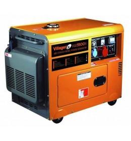 Agregat za struju Villager VGD 5500 S - dizel