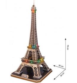 Maketa Ajfelov toranj 3D