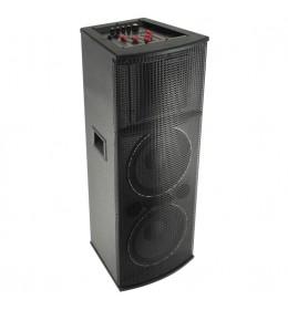 Aktivna zvučna kutija sa BT konekcijom 220W