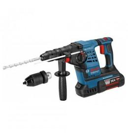 Aku elektro-pneumatski čekić za bušenje Bosch GBH 36 VF-LI Plus Professional 2 x 4,0 Ah