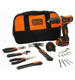 Aku bušilica Black&Decker SET