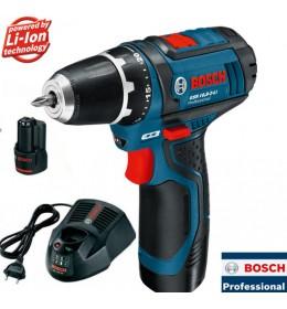 Akumulatorska bušilica-odvrtač Bosch Professional GSR 12V-15