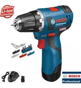 Akumulatorska bušilica-odvrtač Bosch Professional GSR 12V-20