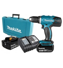 Akumulatorska bušilica Makita DDF453SFE
