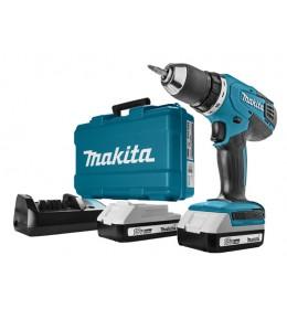 Akumulatorska bušilica Makita DF457DWE
