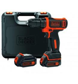 Akumulatorska bušilica odvrtač Black&Decker BDCDD12KB