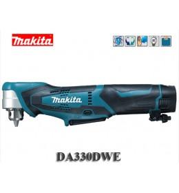 Akumulatorska ugaona bušilica Makita DA330DWE
