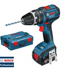 Akumulatorska vibraciona bušilica-odvrtač Bosch GSB 14,4 V-LI Professional kofer