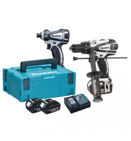 Akumulatorski set LXT Makita DLX2005WJ1