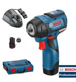 Akumulatorski vibracioni odvrtač Bosch GDS 12V-115 Professional
