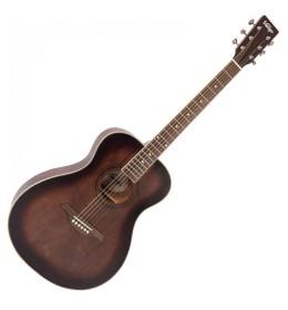 Akustična folk gitara Vintage V300AQ Antiqued