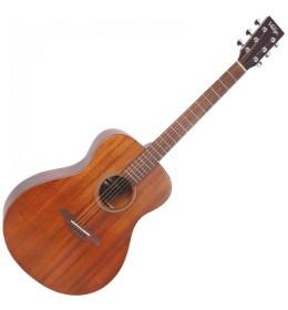 Akustična folk gitara Vintage V300MH mahogany