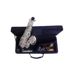 Saksofon Moller AL-802L SILVER 410