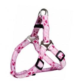Am za psa Modern Art One Touch roze XL