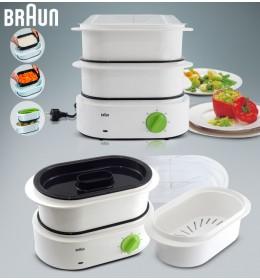 Aparat za kuvanje na pari Braun FS 3000 554610