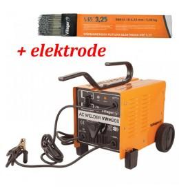 Aparat za varenje Villager VWM 200 + Poklon elektrode
