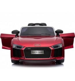 Automobil na akumulator Audi r8 spyder Red