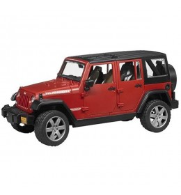 Autić Jeep Wrangler Unlimited Rubicon Bruder 025250