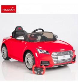 Autić na akumulator Audi TTS Roadster 12V crveni